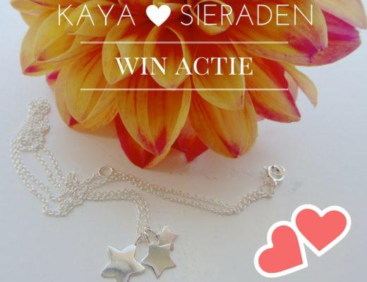 Kaya Sieraden Win actie