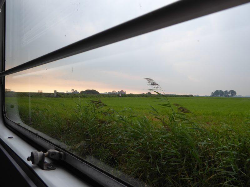 Uitzicht Friesland