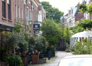 Brick restaurant Haarlem