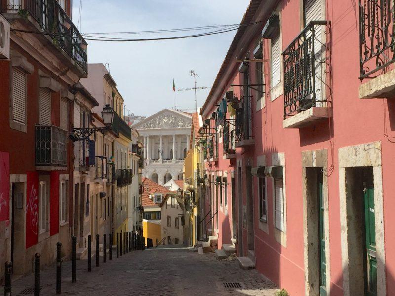 Lissabon stad