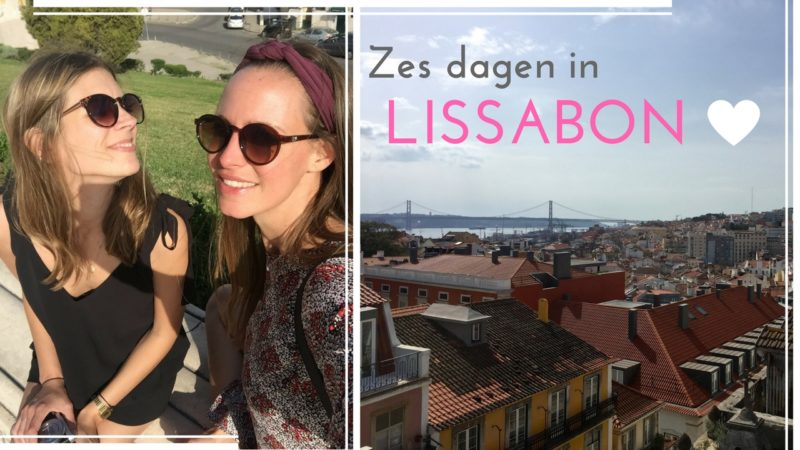 Vlog over LISSABON