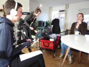 Opname documentaire Buiten Adem