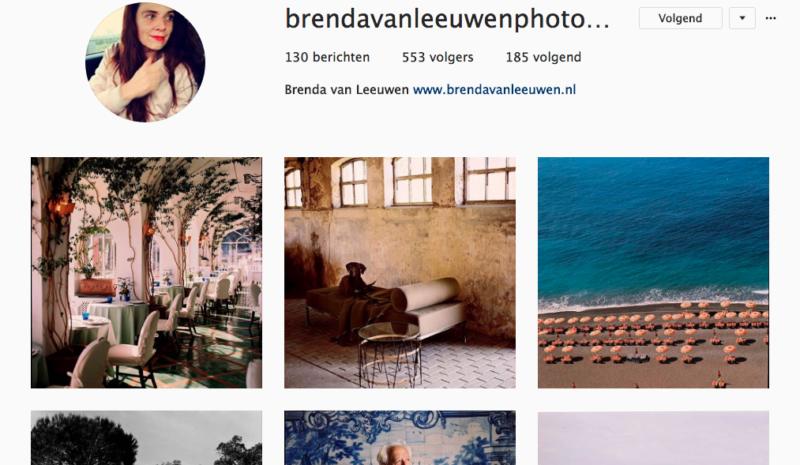 Brenda van Leeuwen fotograaf