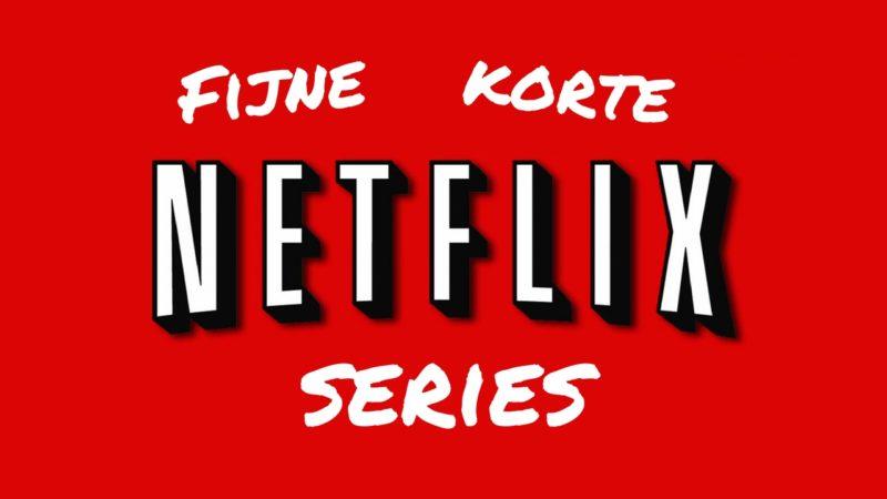 Korte series op Netflix