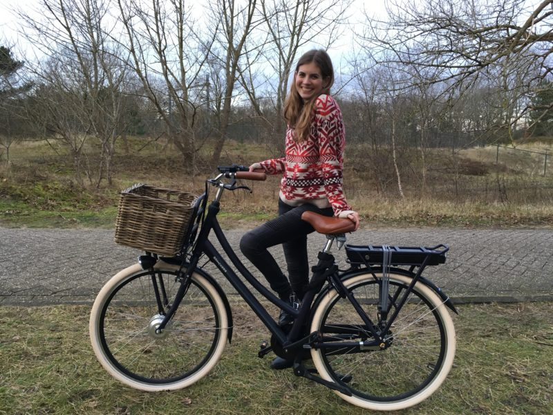 Brinckers elektrische fiets