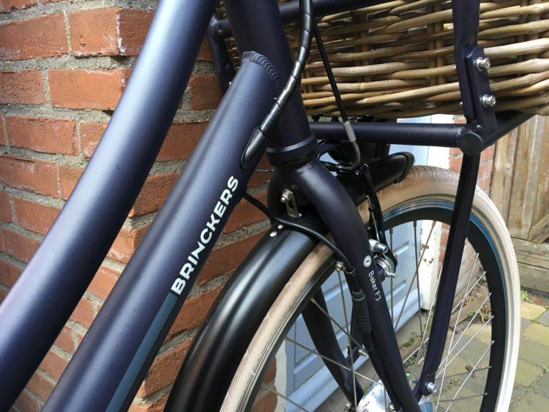 Brinckers elektrische fiets Baker F3