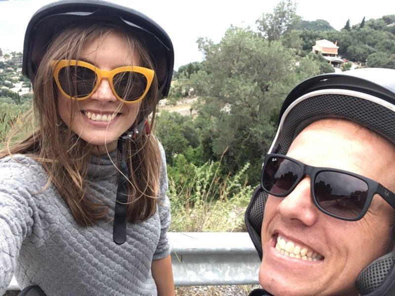 Korfoe scooter