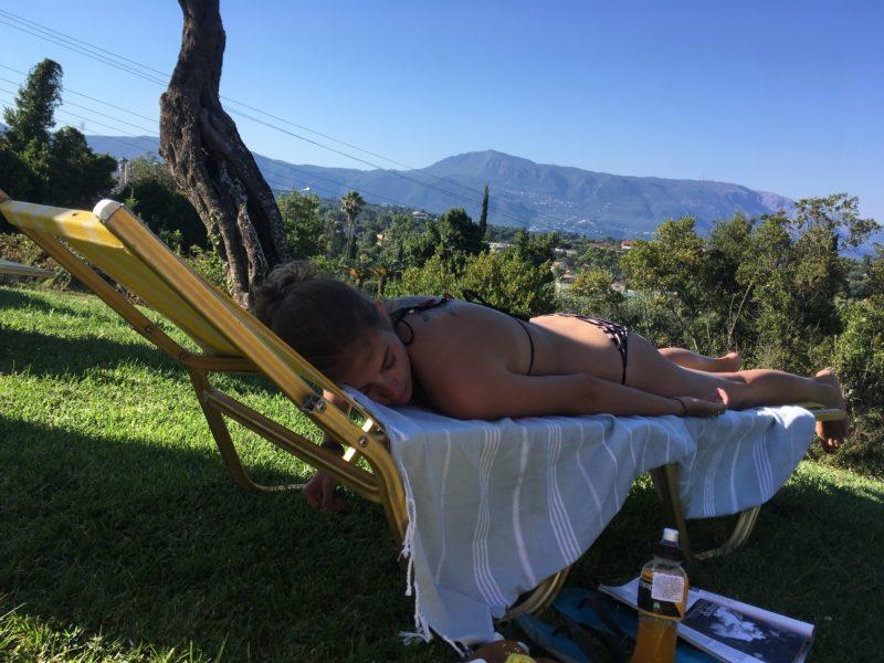 Korfoe Gouvia paradise hotel