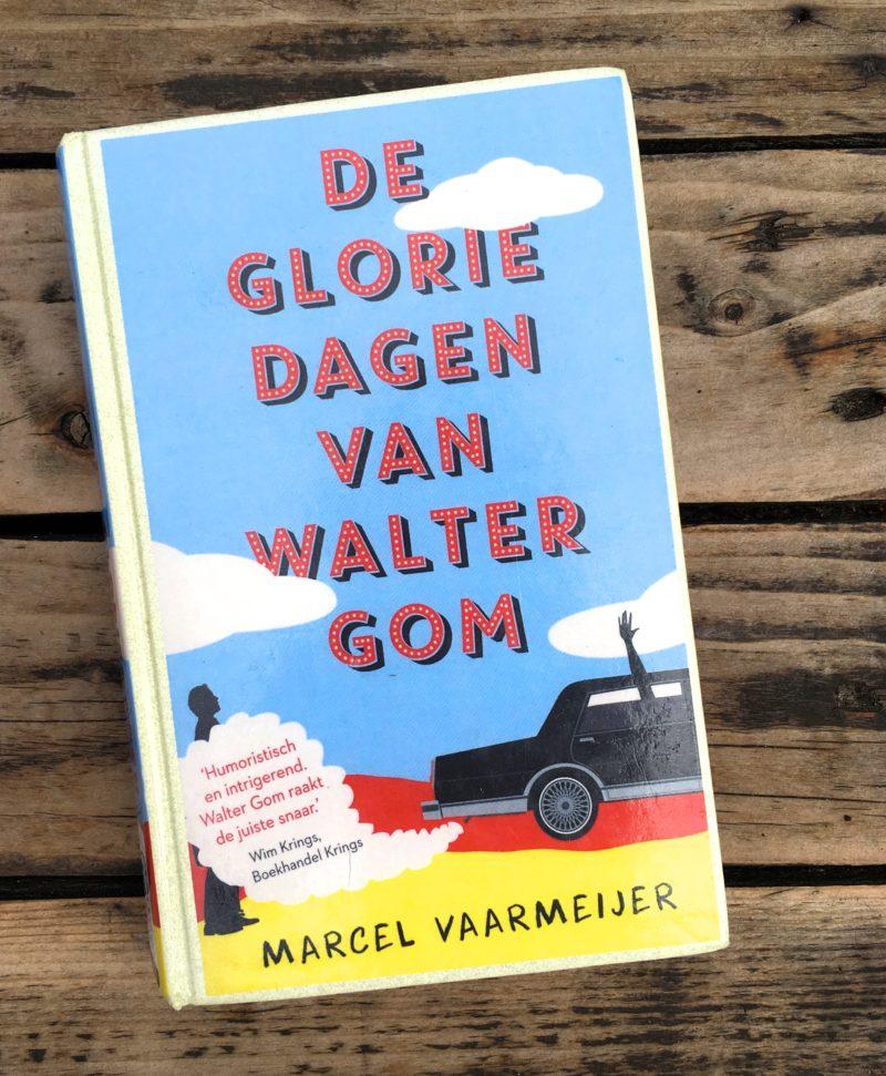 De glorie dagen van Walter Gom, Marcel Vaarmeijer