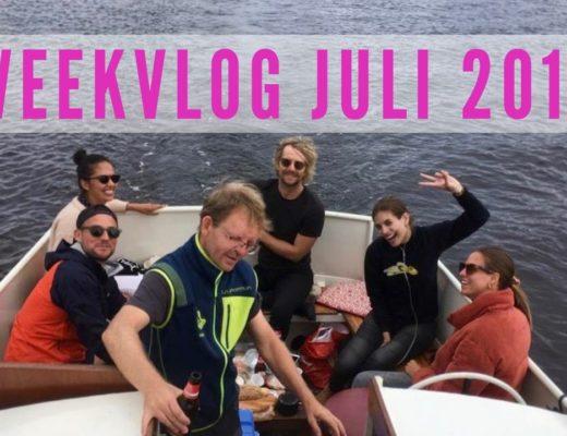 weekvlog juli 2019