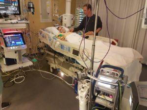 Transplantatie IC