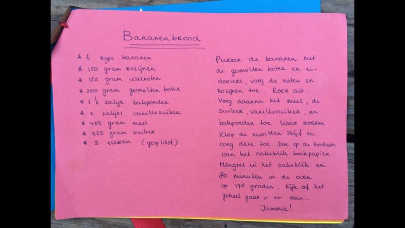 Bananenbrood bak recept blog
