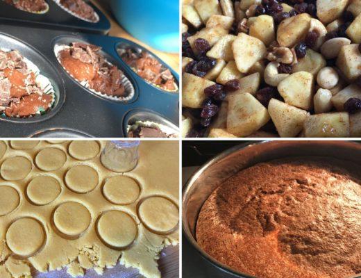Eten bak recepten blog header