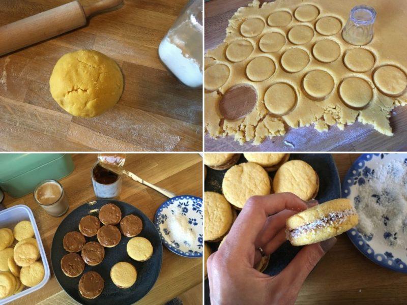 Koninging Maxima koekjes recept