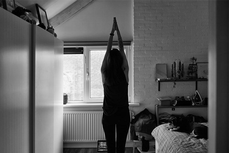 30 dagen yoga challenge Adriene